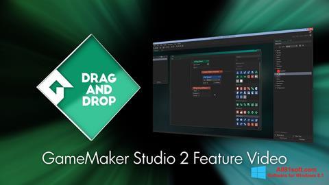 截图 Game Maker Windows 8.1
