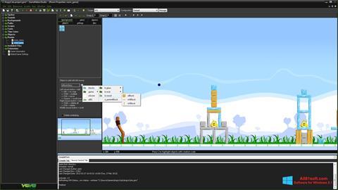 截图 GameMaker: Studio Windows 8.1