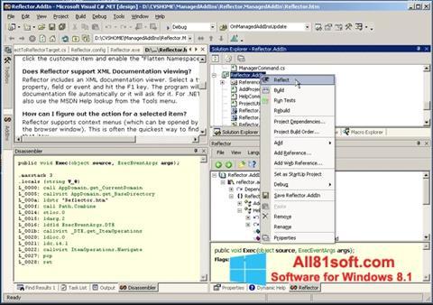 截图 Reflector Windows 8.1