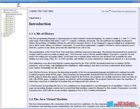 截图 Java Virtual Machine Windows 8.1