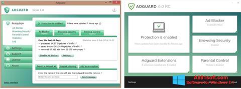 截图 Adguard Windows 8.1