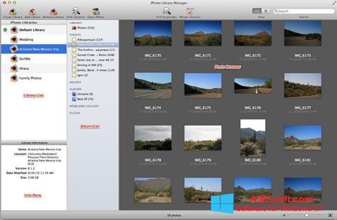 截图 iPhoto Windows 8.1