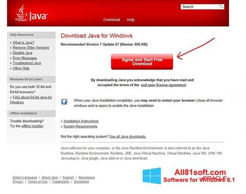 截图 Java Windows 8.1