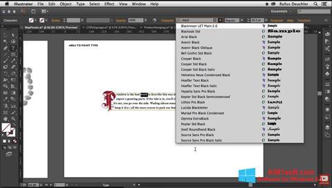 截图 Adobe Illustrator Windows 8.1