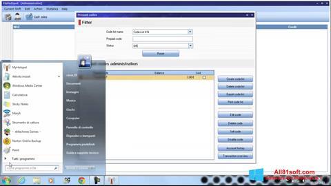 截图 MyHotspot Windows 8.1