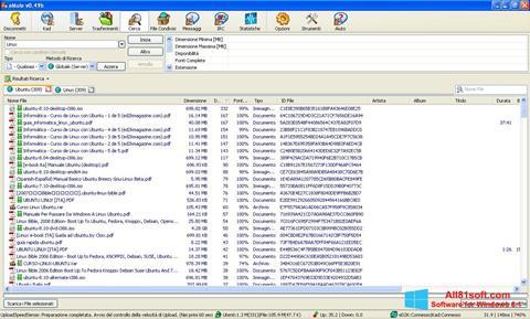 截图 eMule Windows 8.1